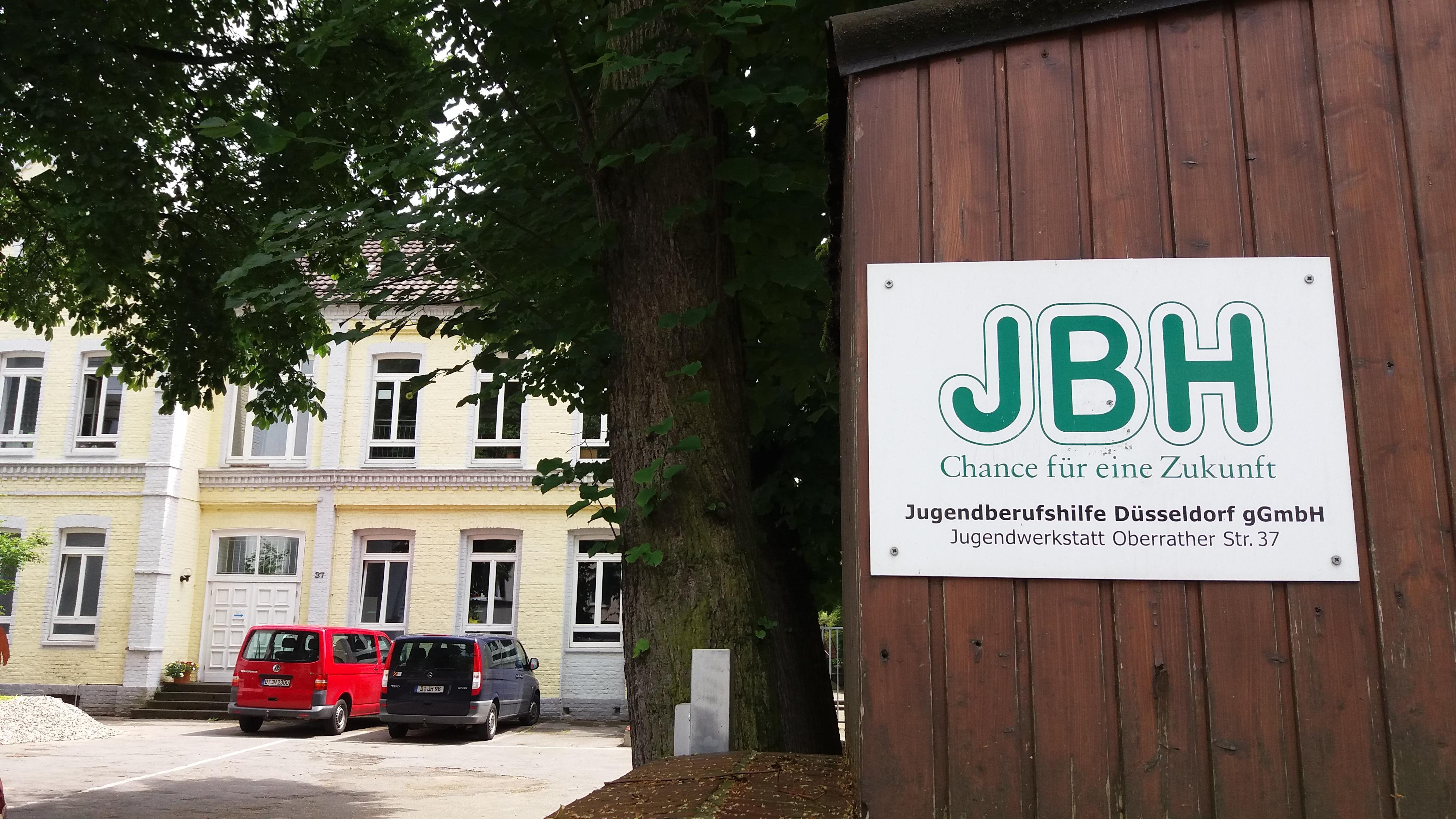 Jugendberufshilfe Oberrather Straße - 03 - 2015 - Beiträge - youpod.de